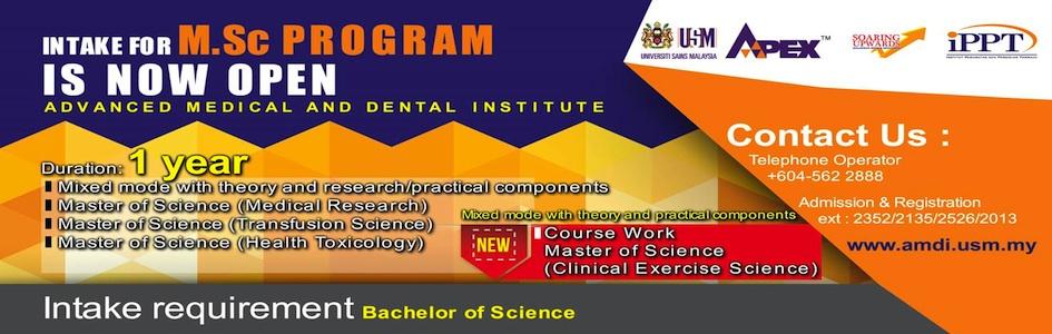 usm postgraduate coursework
